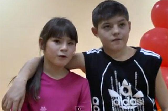 Наталья и Адриян Ф.