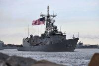 USS Taylor (FFG-50).