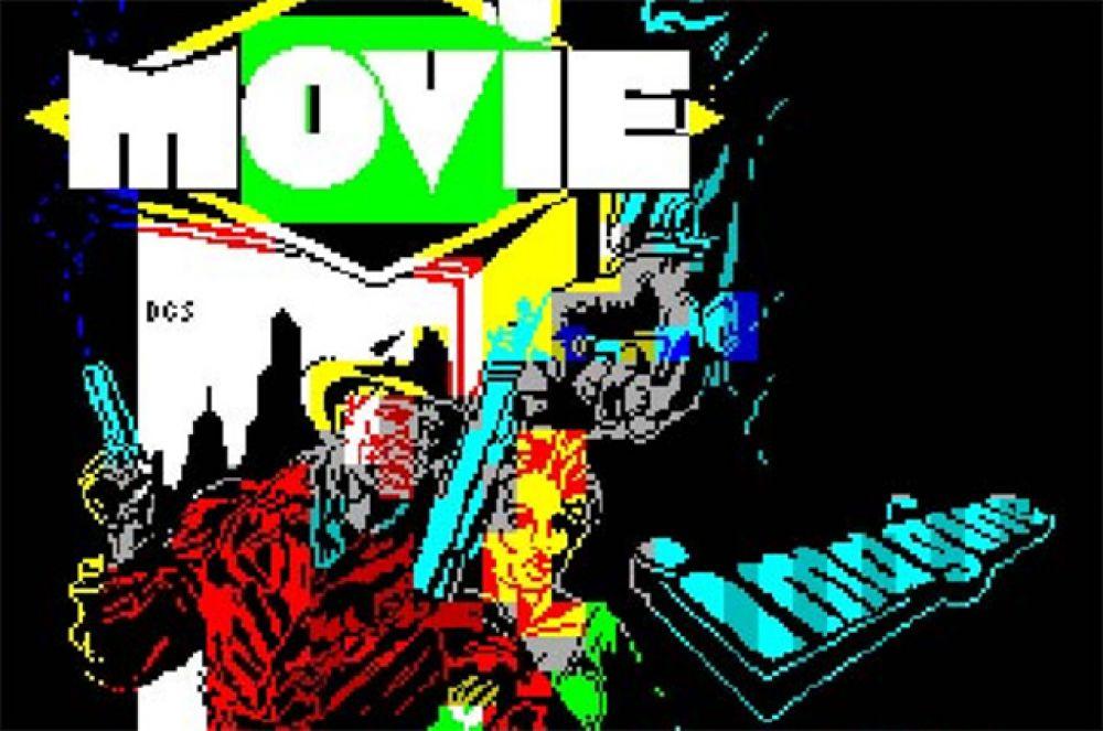 В 1986 году в Англии была выпущена игра Movie – один из первых графических проектов в области видеоигр. Геймплей Movie в целом отвечал новым тенденциям, однако сюжет игры был щедро разбавлен зрелищными по тем временам графическими вставками, раздвигавшими привычные рамки аркад.