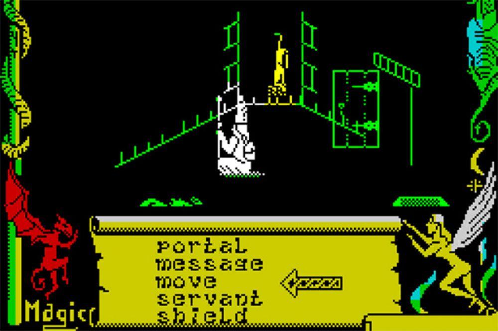 Приключенческая игра Avalon в 1984 году стала одним из главных хитов года. Динамическая графика, обширные локации из двух с лишним сотен комнат, несколько видов врагов и оружия – прежде видеоигры не предоставляли игроку такой широты действий. Успех Avalon подтолкнул издателей к выпуску сиквела – Dragontorc.
