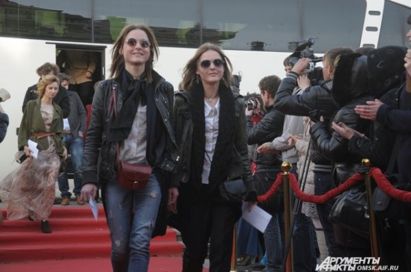Дарья и Екатерина Носик.