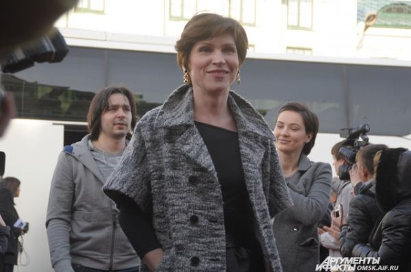 Светлана Камынина.