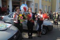 Победители конкурса «Учитель года 2014».