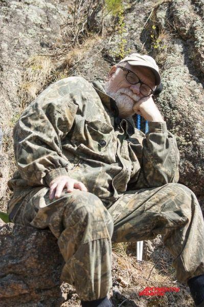 Валерий Иванович Хвостенко  представитель столбистской культуры. Более 40 лет занимается скалолазаним. Разработчик и редактор сайта «Красноярские Столбы».