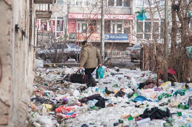 Жители Полетаево протестуют против полигона ТБО для мусора из Челябинска