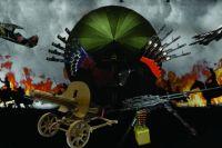 Выставка оружия «Сталь и пламя: историческое оружие XX века».