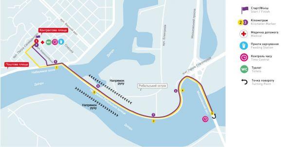 Street race 1 х 10 км
