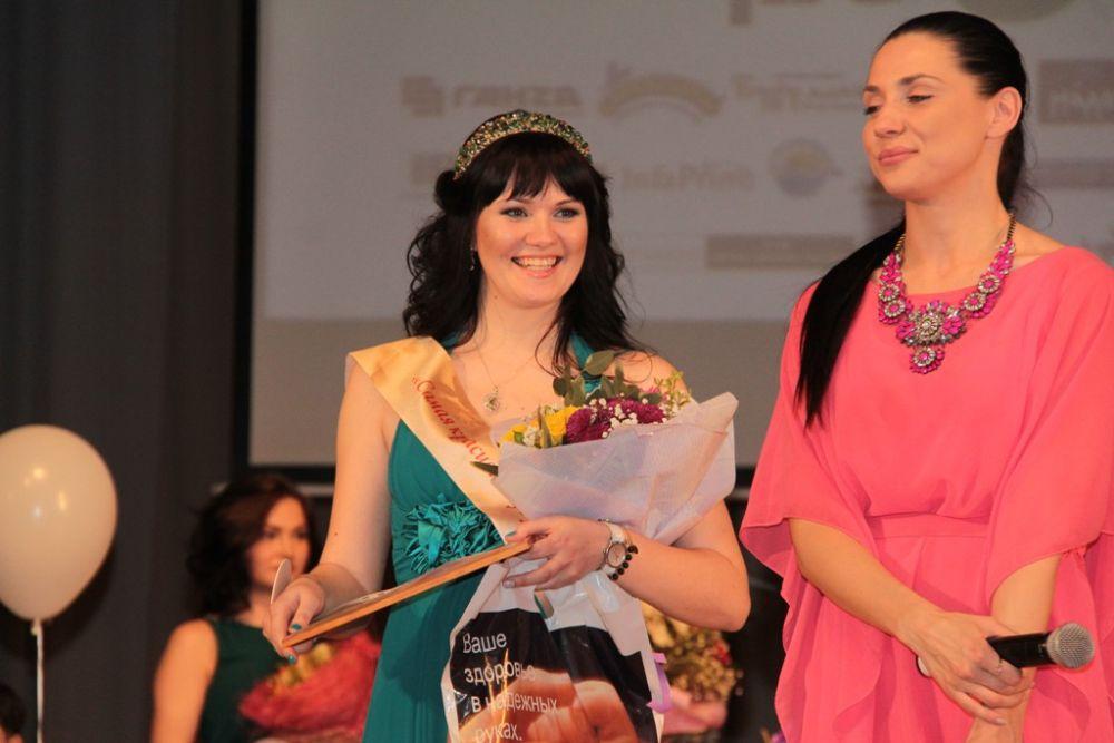 Победительницей конкурса стала Евгения Ульянова