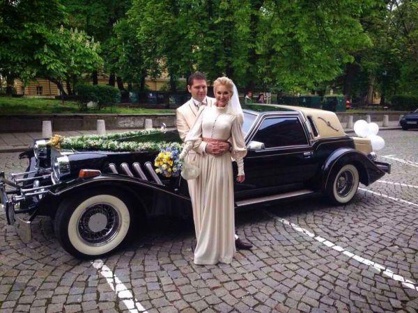 Свадьба Кати Бужинской