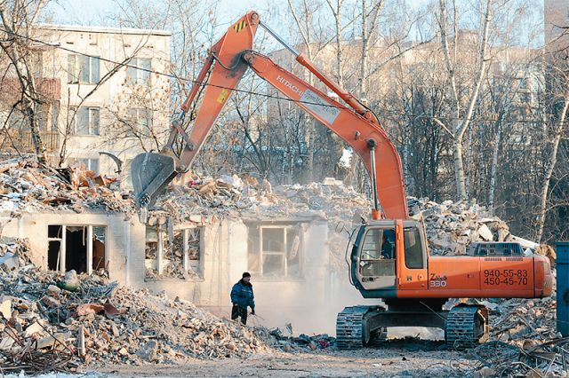 Мукомольный завод на улице Челюскинцев окончательно снесут завтра