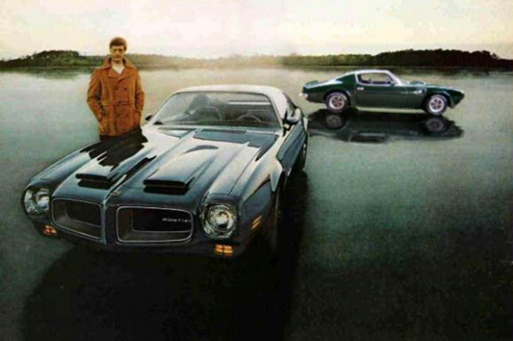 В 1973 году потенциал GTO был исчерпан и Pontiac представил модель Trans Am, призванного быть конкурентом набиравшего обороты и популярность Ford Mustang. Двигатель Trans Am был немного слабее, чем у GTO, но за счёт лёгкого кузова новинка разгонялась ещё быстрее.