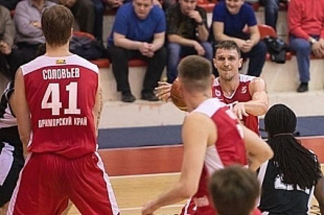Приморская команда победила «Автодор».