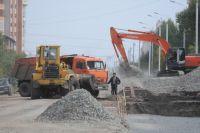 Улицу Мира в Иркутске отремонтируют к концу года.