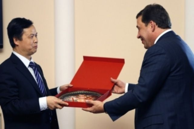В Екатеринбурге появился новый генеральный консул КНР