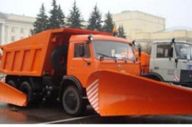 Новая дорожная техника уже отправлена в районы области.