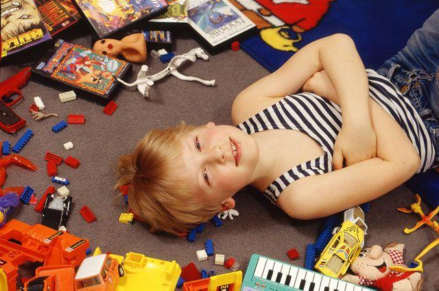 Несколько игрушек признаны опасными для здоровья детей.