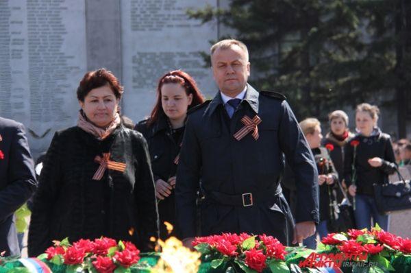Губернатор Ерощенко.