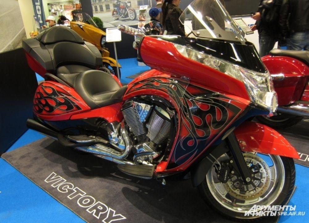 Mотоцикл Victory