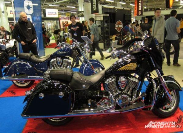Mотоцикл Indian