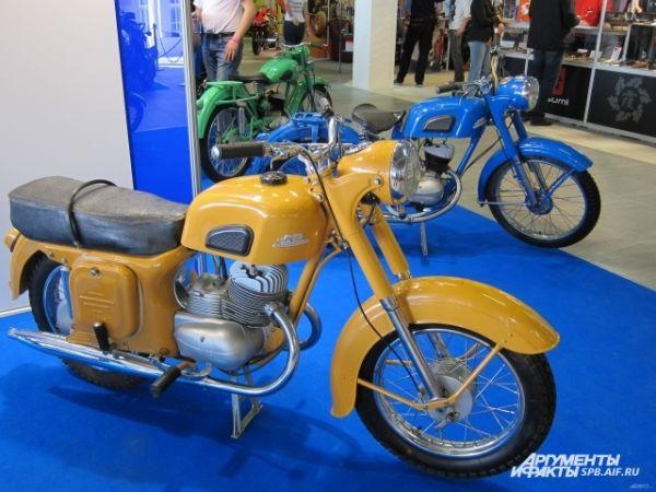 Мотоциклы ЗИД