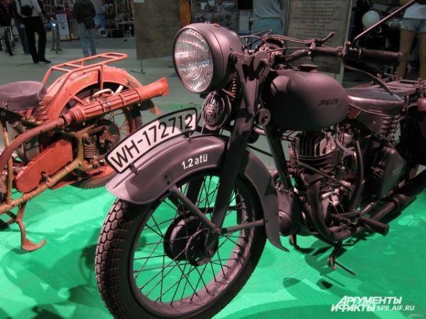 Ретромотоцикл