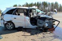 Водитель умер до приезда медиков.