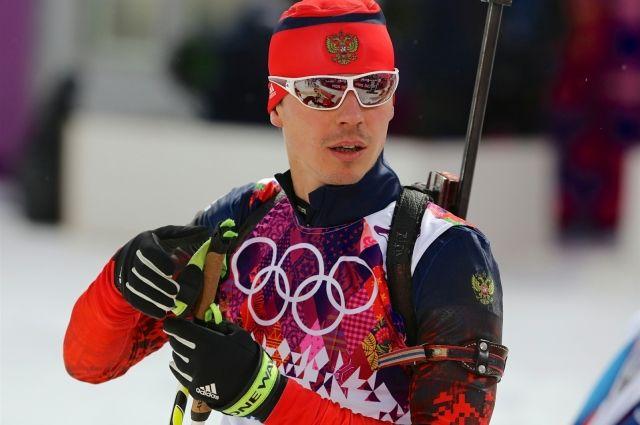 Евгений Устюгов принял участие в стартах на зимней Олимпиаде в Сочи.