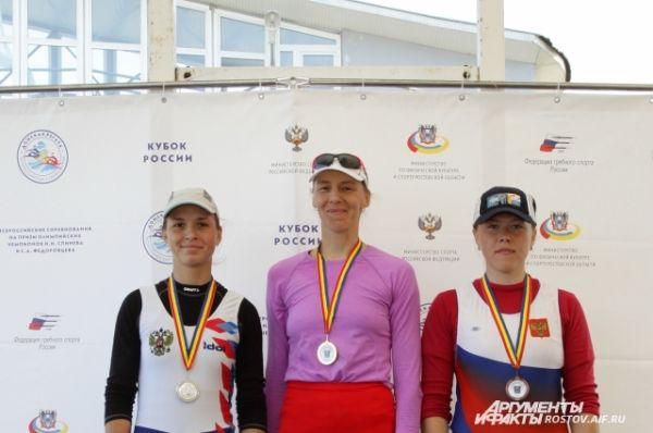 Победитель и призёры среди женщин в одиночке: Волгина Юлия, Левина Юлия, Курочкина Екатерина.