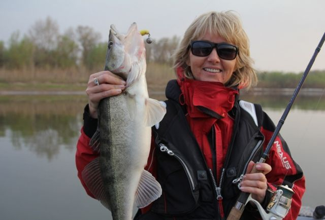 Ограничения на рыбалку вводятся на Южном Урале из-за нереста рыбы