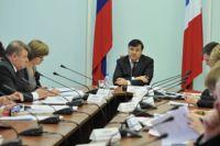 Виктор Гамбург провёл заседания по вопросам предоставления земельных участков.