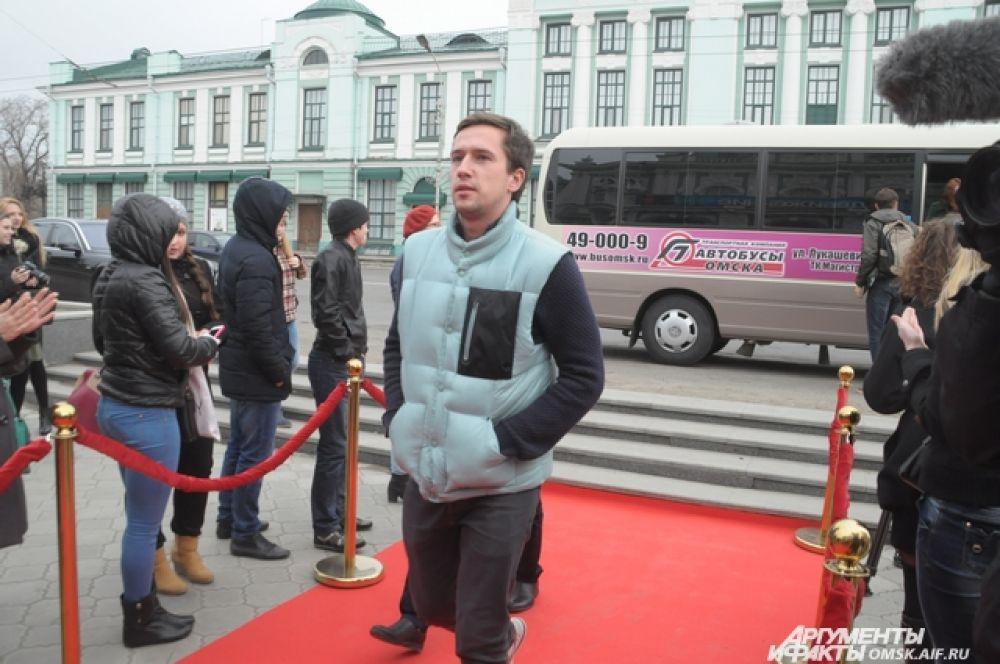 В Омске завершился второй кинофестиваль «Движение».