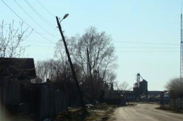 Отключение электричества в Приангарье не связано с аварийными ситуациями из-за сильного ветра.