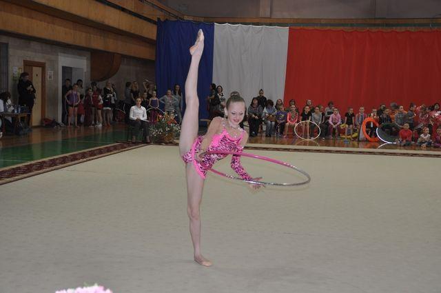 Омские гимнастки стали третьими на чемпионате России.