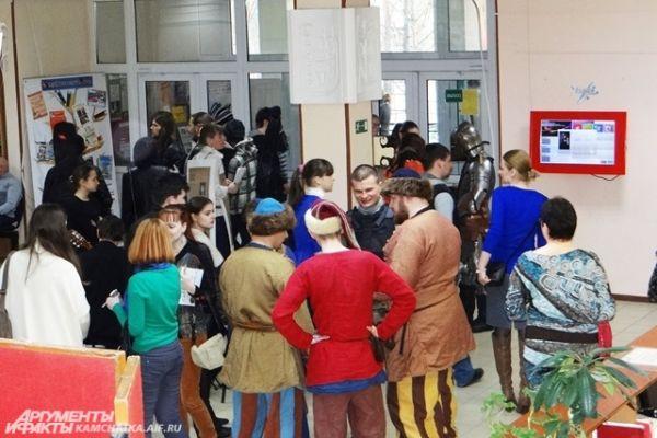 Порядка 500 человек со всей Камчатки собрались в краевой библиотеке.
