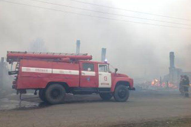 Более 60 погорельцев в Черемхово получат помощь из областного бюджета.