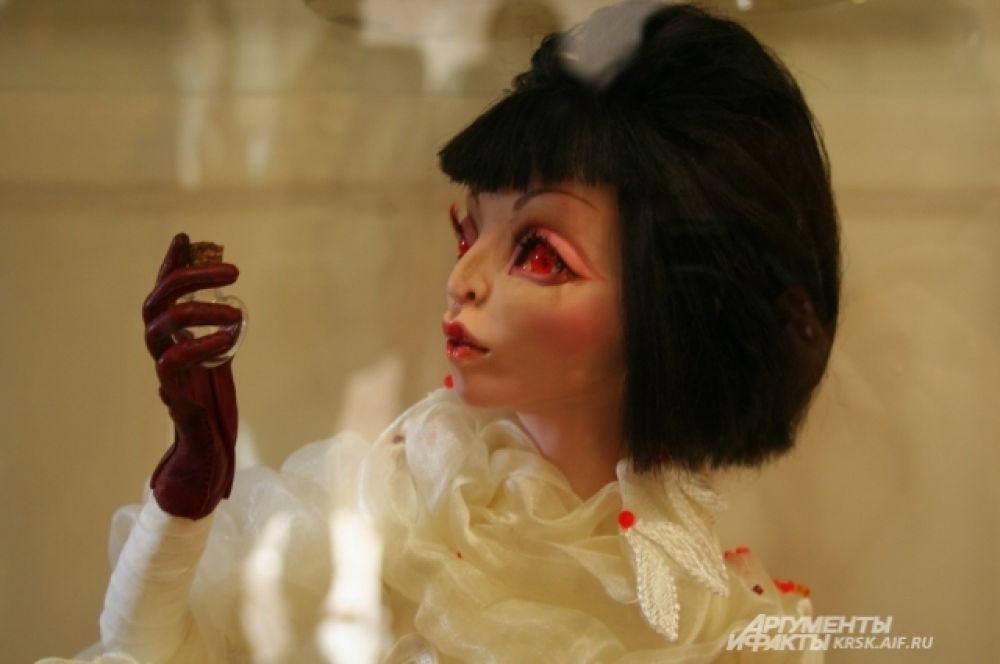 Выставка авторской куклы.