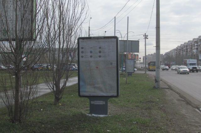 На омских улицах появились путеводители.