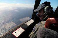 Поиск пропавшего боинга рейса MH370.