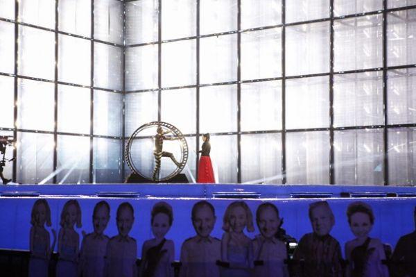 Представительница Украины показала свое шоу на сцене зала B&W Hallerna в Дании