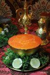 Также в точности воспроизведены масштабы и украшения блюд – в XVII веке этому уделялось особое внимание, поскольку подчёркивало статус события.