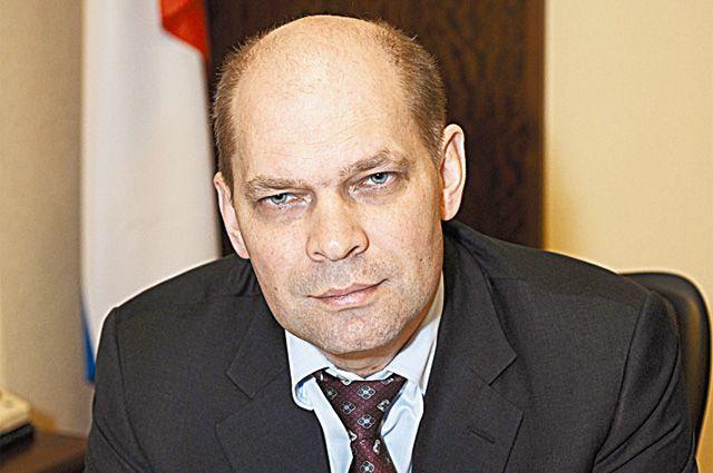 Олег Плохой, руководитель Управления президента РФ по вопросам противодействия коррупции