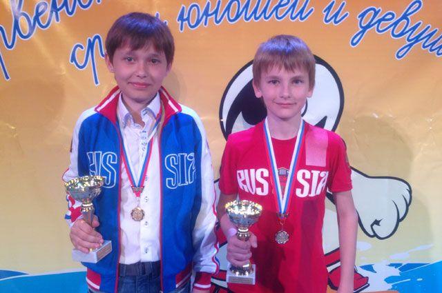 Ростовчанин Андрей Есипенко и шелеховчанин Антон Сидоров.