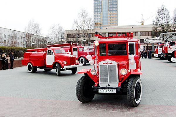 В честь  365-летия пожарной охраны в городе помимо автопробега запланирован еще ряд праздничных мероприятий.