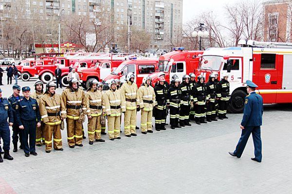 Торжественное мероприятие открыл начальник Главного управления МЧС России по Новосибирской области Анатолий Кузнецов.