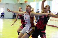 Омские баскетболистки боролись в финале за золото чемпионата.