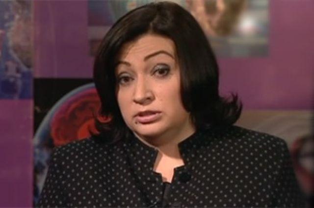 Ректор РГСУ Лидия Федякина.