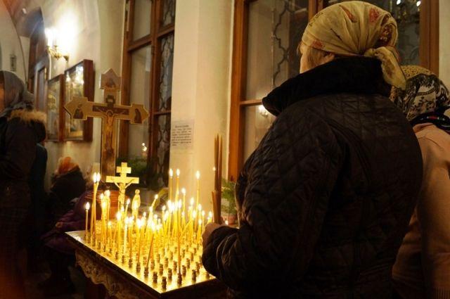 Общегородской покаянный молебен состоится в Екатеринбурге