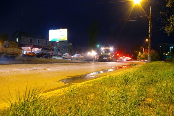 Ирина Гусева поставила перед дорожниками задачу - до 9 заделать все ямы на городских магистралях.