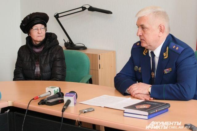 Пенсионерка, позвонившая Путину, переплачивала за воду из-за 62 нелегалов