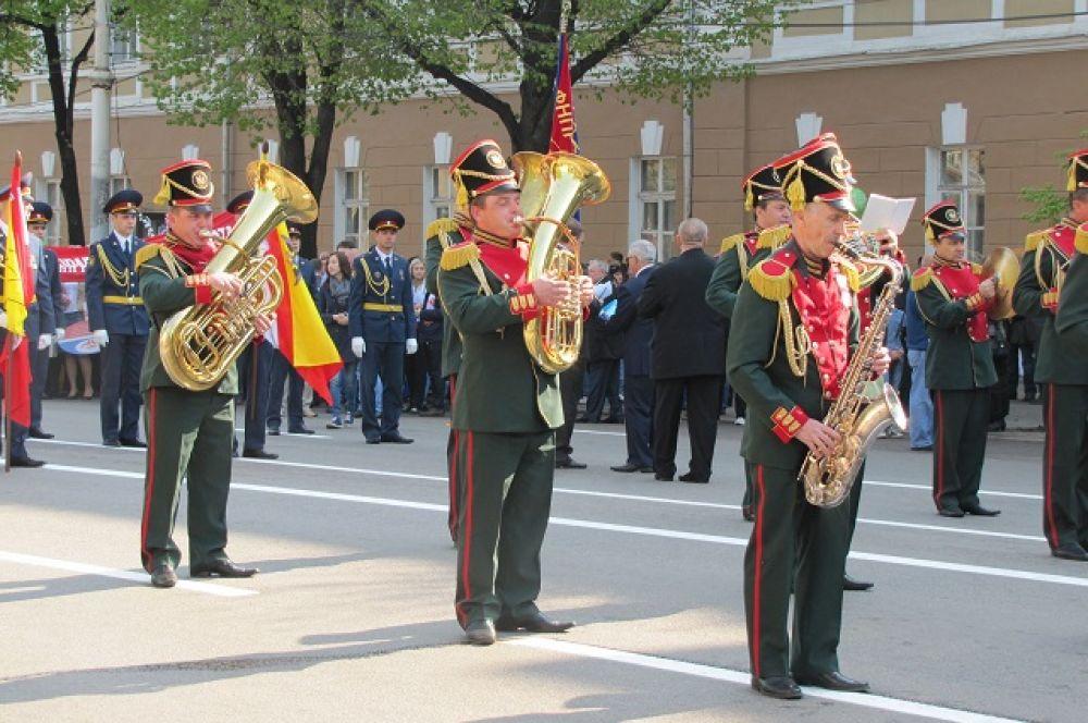 Первомайская демонстрация стала традиционной для воронежцев